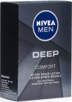Produktbild von Nivea Men Deep Comfort After Shave Lotion 100ml