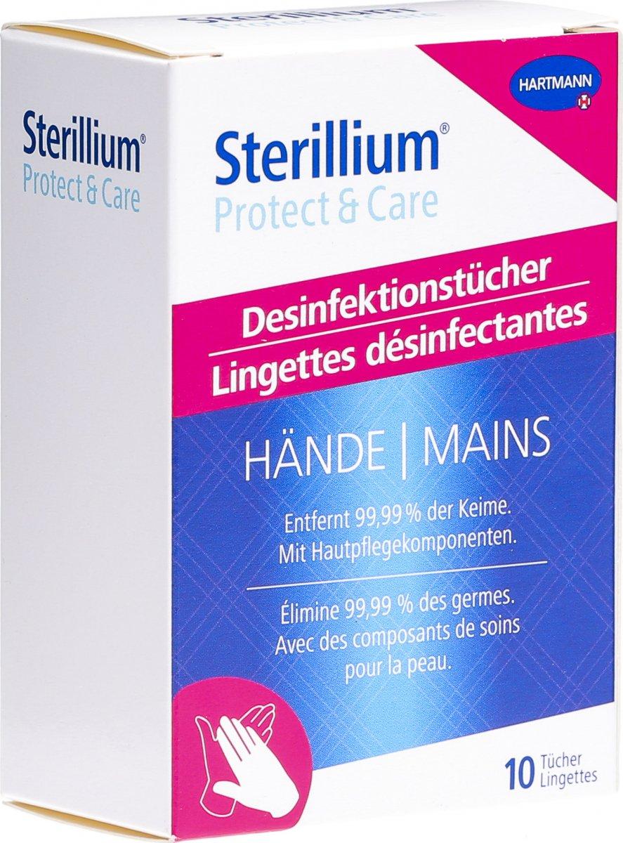 Desinfektionstücher Einzeln Verpackt