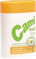 Product picture of Cami Moll Clean Feuchttücher Box 40 Stück
