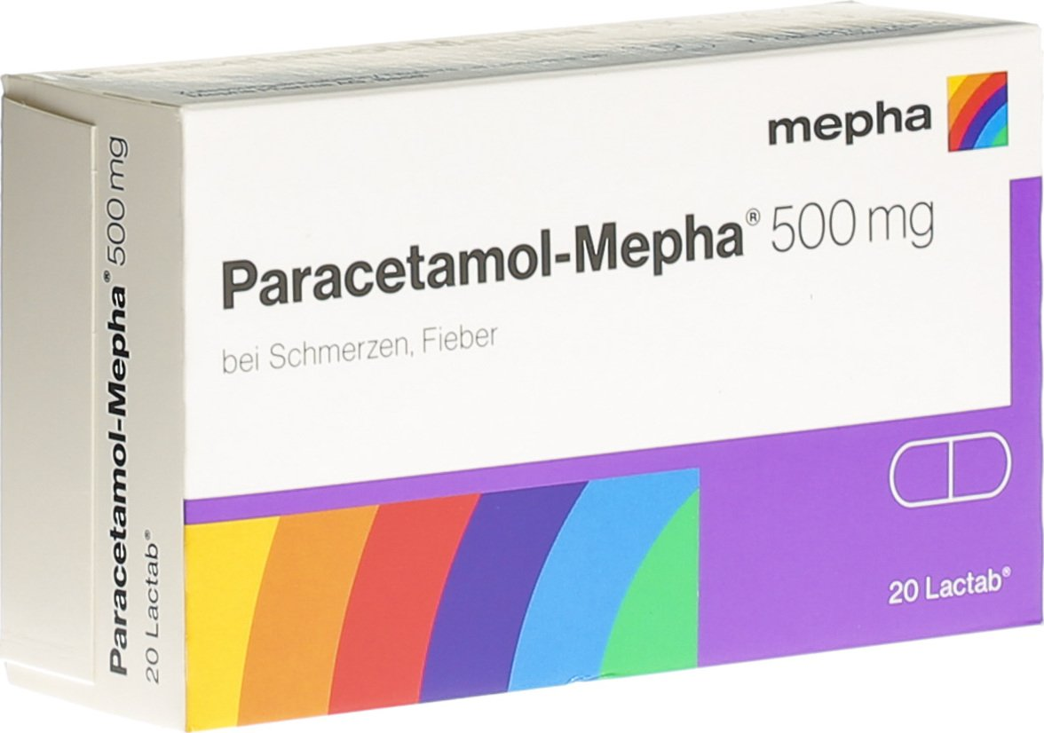 paracetamol fiebersenkend
