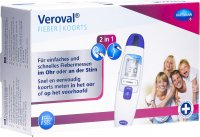 Veroval Fieberthermometer 2 in 1