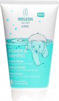 Produktbild von Weleda Kids 2in1 Shower&shampoo Fris Minze 150ml