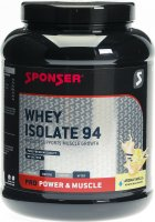 Product picture of Sponser Whey Isolate 94 Vanilla can 850g