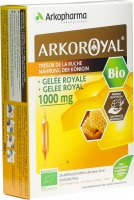 Image du produit Arkoroyal Gelee Royale 1000mg Bio Trinkampullen 20 Stück