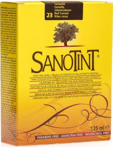 Product picture of Sanotint Hair color 23 red currant