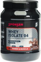Product picture of Sponser Whey Isolate 94 Chocolate tin 425g