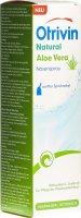 Immagine del prodotto Otrivin Aloe Vera spray nasale naturale Aloe Vera 100ml