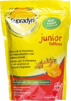 Product picture of Supradyn Junior toffees bag 120 pieces
