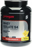 Product picture of Sponser Whey Isolate 94 Banana tin 850g