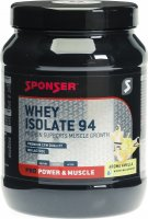 Product picture of Sponser Whey Isolate 94 Vanilla tin 425g