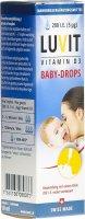 Immagine del prodotto Luvit Vitamin D3 Baby-Drops Tropfflasche 10ml