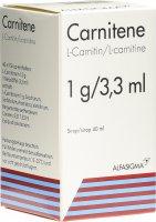 Immagine del prodotto Carnitene Sirup Flasche 40ml
