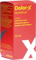 Product picture of Dolor-X Hot Roll-On 50ml