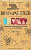 Image du produit Rapinka Bienenwachstuch Starter Set S/m/l