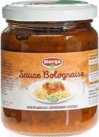 Image du produit Morga Sauce Bolognaise mit Soja Bio Glas 250g