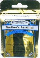 Immagine del prodotto Grethers Blackcurrant Pastillen senza sacchetto di zucchero 30g