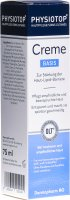 Produktbild von Physiotop Basis Creme Tube 75ml