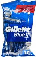 Image du produit Gillette Blue II Rasoirs jetables 10 pièces