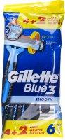 Image du produit Gillette Blue 3 Smooth Rasoirs jetables 6 pièces