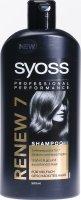 Immagine del prodotto Syoss Shampoo Renew 7 500ml