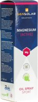 Produktbild von Sensolar Magnesium Active Oil Spray Sport 100ml