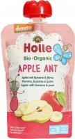 Image du produit Holle Apple Ant Pouchy Pomme Banane Poire 100g