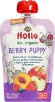 Image du produit Holle Berry Puppy Pouchy Pomme Pêche Baies forestières 100g