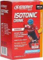 Image du produit Enervit Sport Isotonic Drink Orange 10 Beutel 15g