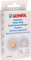 Image du produit Gehwol Ballenringe Rund 6 Stück