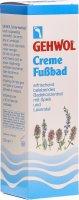 Image du produit Gehwol Creme Fussbad 150ml