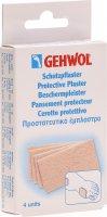 Image du produit Gehwol Schutzpflaster Dick 4 Stück