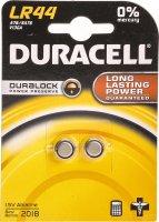Image du produit Duracell Batterie LR44 1.5V Blister 2 Stück