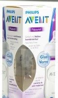 Image du produit Avent Philips Naturnah Flasche 240ml Glas (neu)