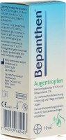 Product picture of Bepanthen Augentropfen (neu) Flasche 10ml