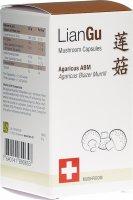 Product picture of LianGu Agaricus Abm Mushrooms Capsules Can 60 Pieces