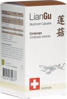 Immagine del prodotto LianGu Cordyceps Mushrooms Capsule Barattolo 60 Pezzi
