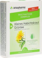 Image du produit Arkocaps Komplex Kl Habichtskr+grüntee Kapseln 40 Stück