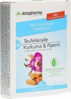 Image du produit Arkocaps Komplex Teufelskralle+kurkuma Kapseln 40 Stück