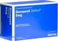 Immagine del prodotto Donepezil Zentiva Filmtabletten 5mg 98 Stück