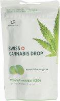 Image du produit Swiss Cannabis Drop 120mg Cbd Eukalyp Beutel 24 Stück