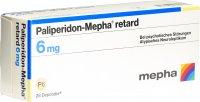 Immagine del prodotto Paliperidon Mepha Retard Depotabs 6mg 28 Stück