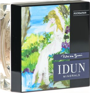 Product picture of IDUN Foundation Powder Ingrid Cold Medium 9g