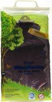 Immagine del prodotto Sänger Bottiglia acqua calda in gomma naturale in pelliccia sintetica 2L Prugna