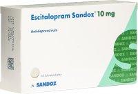 Immagine del prodotto Escitalopram Sandoz Schmelztabletten 10mg 60 Stück