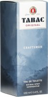 Produktbild von Tabac Craftsman Eau de Toilette Natural Spray 100ml