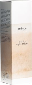 Product picture of Embyou Vitality Night-Cream Quiet Nature 50ml