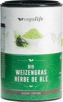 Image du produit Vegalife Weizengras Pulver (neu) Dose 125g