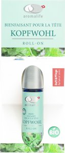 Product picture of Aromalife Head Wellbeing Roll On Peppermint 10ml