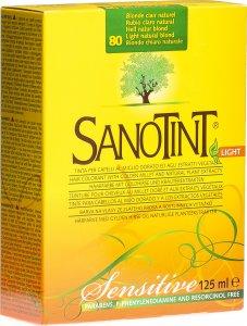 Product picture of Sanotint Sensitive Light Hair Color 80 light natural blonde