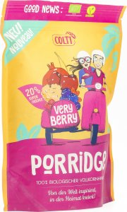 Product picture of Colti Porridge Very Berry Organic Bag 400g